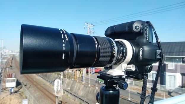 AI Nikkor ED 180mm F2.8S + TC-201