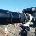 Photos: AI Nikkor ED 180mm F2.8S + TC-201