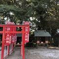 Photos: 10月_金ケ作熊野神社 3