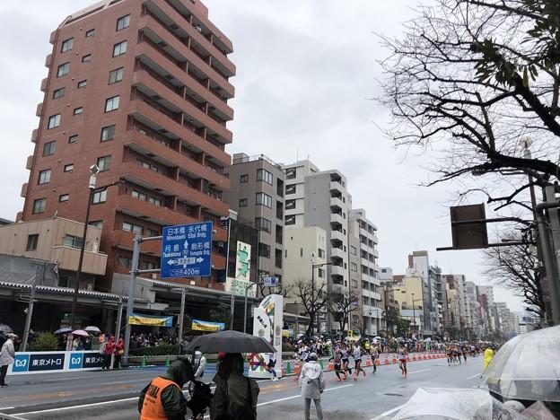 3月_東京マラソン 2