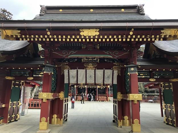 3月_鹽竈神社 5