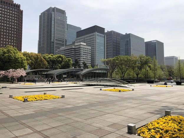 4月_和田倉噴水公園 1