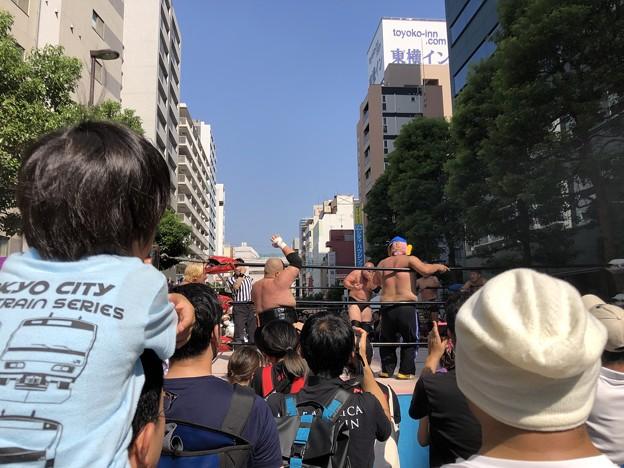 8月_大日本プロレス 4