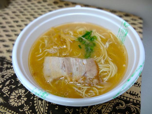 ラーメンくまごり 宇品スープ工場 立ち食いラーメン 380円 広島市南区宇品神田5丁目