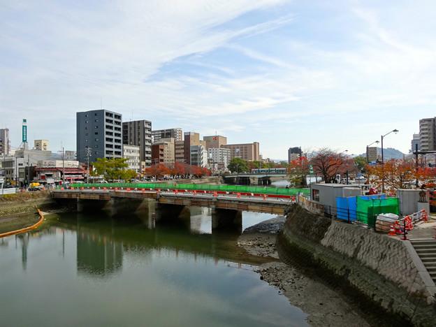 被爆70周年記念事業 猿猴橋復元工事 広島市南区猿猴橋町 - 的場町1丁目