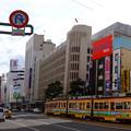 東急ハンズ広島店前から八丁堀交差点方向 広島市中区八丁堀 相生通り