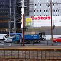 Photos: 広島電鉄 広島駅から広島駅前東 大州通り 城北通り 広島駅南口Bブロック 2015年12月