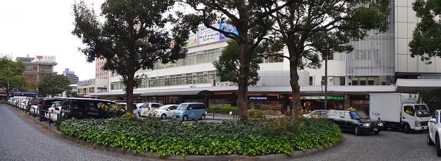 広島駅南口 駐車場 ロータリー 広島市南区松原町