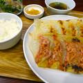 上海常 広島店 餃子定食 jiaozi 広島市南区皆実町2丁目 ゆめタウン広島