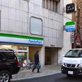 写真: 広島市中区銀山町 薬研堀通り 高田ビル ポエム ファミリーマート銀山町店
