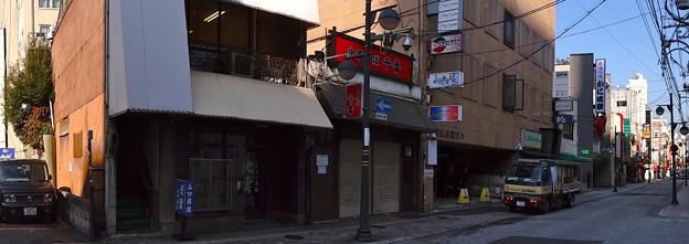 彫刻刀専門店 光雲山口商店 ラーメン千番 広島市中区流川町 流川通り