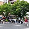 ひろしまフラワーフェスティバル サザンクロスステージ FLOWER ROCK FESTIVAL 広島市中区富士見町 平和大通り