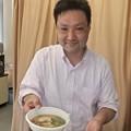 写真: うすい中華 碓井雄二さん 広島市東区矢賀6丁目 2011年10月18日