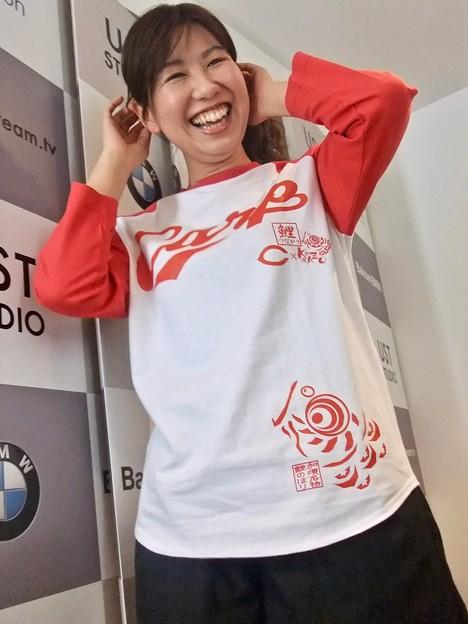 ラブリーみぽりん 加須鯉のぼり商店 ラグランTシャツ 2012年3月13日