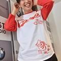 Photos: ラブリーみぽりん 加須鯉のぼり商店 ラグランTシャツ 2012年3月13日