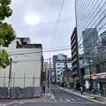 Photos: 広島市南区京橋町8番9番 京橋東詰交差点 2018年5月14日