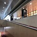 広島駅 新幹線口 地下自由通路 スロープ  slope 広島市南区松原町 2018年5月12日