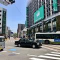 写真: 大州通り 広島駅前東交差点 広島市南区松原町 2018年5月25日