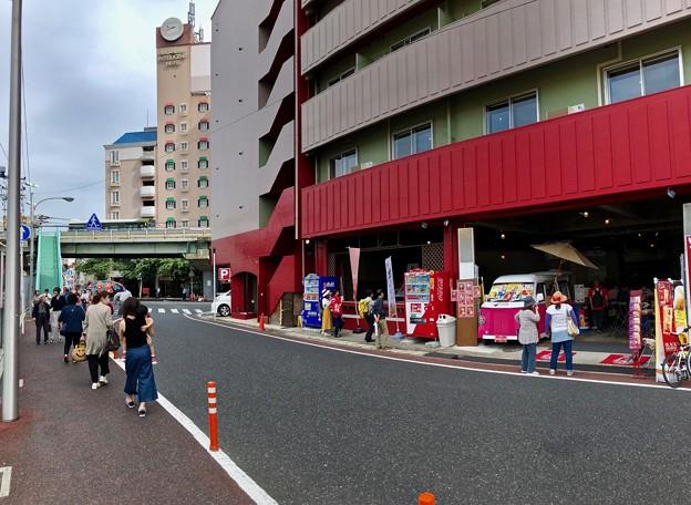 SPORTS FUN BASE HIROSHIMA スポーツファンベース in 赤ヘルツイン 広島市南区荒神町 カープロード 2018年5月27日