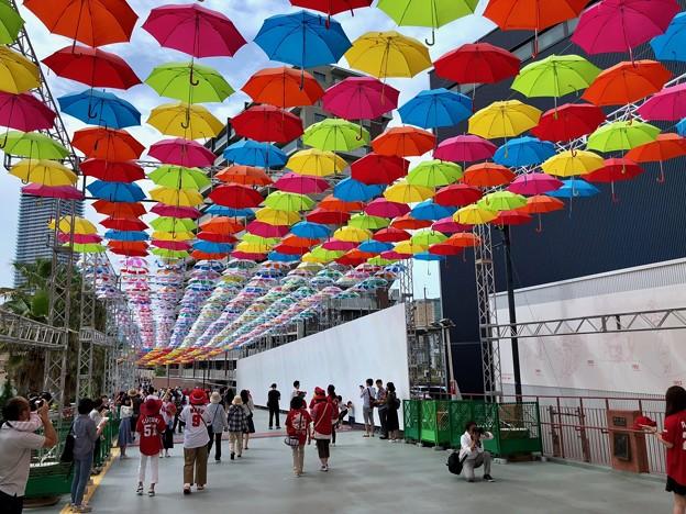 MAZDA Zoom-Zoom stadium Hiroshima マツダスタジアム10週年イベント 広島市南区西蟹屋2丁目 2018年5月27日