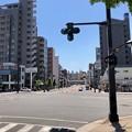 Photos: 比治山通り 大正橋交差点 広島市南区段原3丁目 段原1丁目 - 的場町2丁目 2018年6月4日