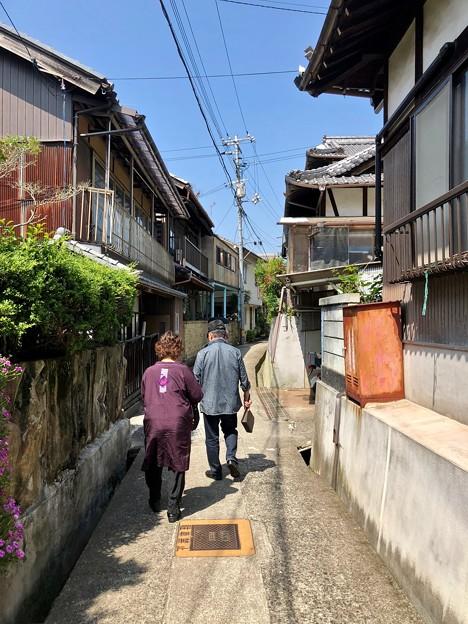 呉市音戸町高須1丁目 生活道路 2018年6月9日