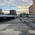 写真: 日通広島ターミナル跡 ケーズデンキ出店予定地 広島市南区西蟹屋4丁目 2018年8月27日