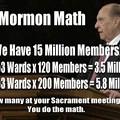 Photos: Mormon Math. Rutger MacDonald. 22 Sep. 2015