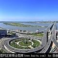 Photos: 2本になった公路大橋 (ハルピン)