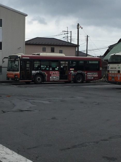 東武バス5091号車