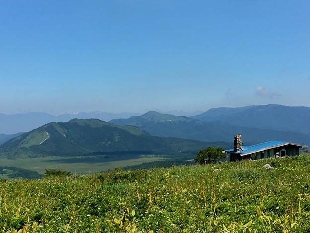 高原での遠景(4)