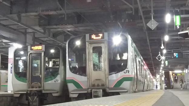 E721系500番台とE721系1000番台