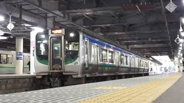 E721系500番台 仙台にて