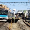 Photos: 福田町駅ホーム