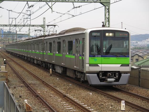 10月10日は10号線の日 凸凹編成の10‐300R @京王電鉄相...
