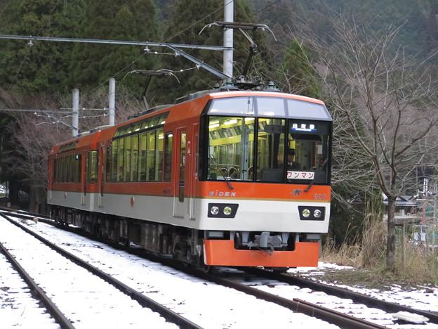 きらら @叡山電鉄鞍馬線 二ノ瀬