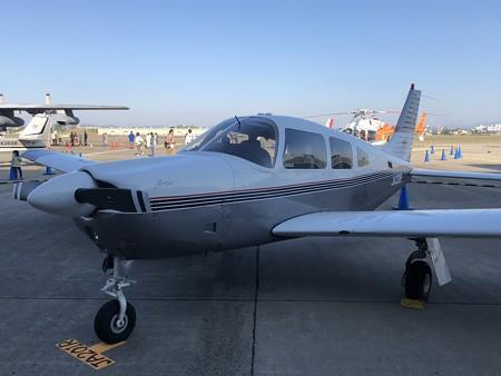 JA201R パイパー PA-28チェロキーIMG_1322