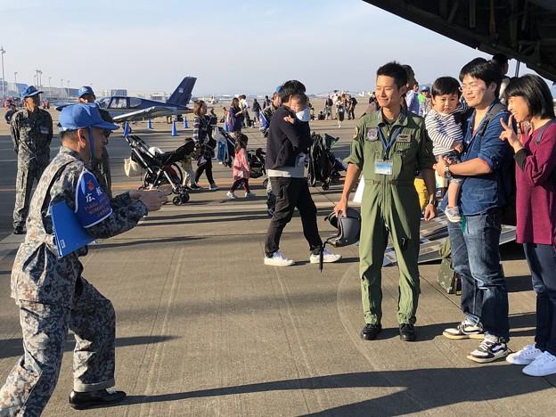 C-130H 95-1083 小牧基地 第1輸送航空隊 第401飛行隊 IMG_1246
