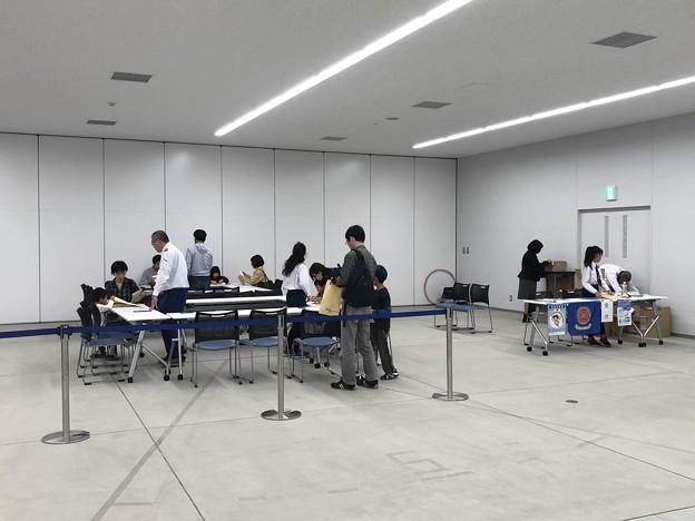 名古屋空港『空の日』フェスタ2018 航空少年団による紙飛行機教室 IMG_1282