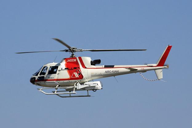 JA023B 朝日航洋 AS350B3 ユーロコプター エキュレイユ IMG_8213_2