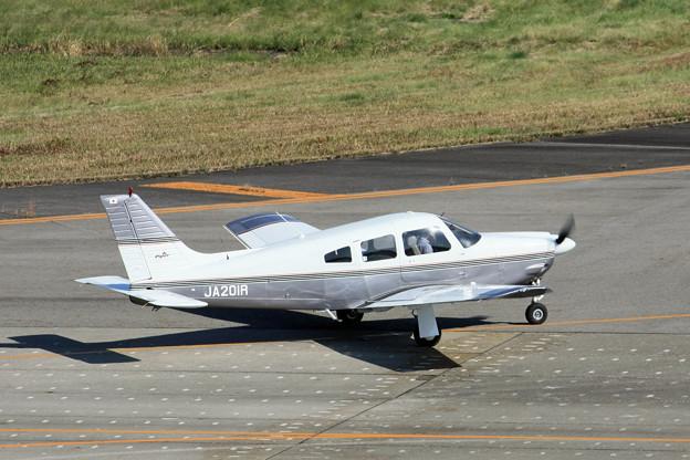 JA201R パイパー PA-28R アロー IMG_8193_2