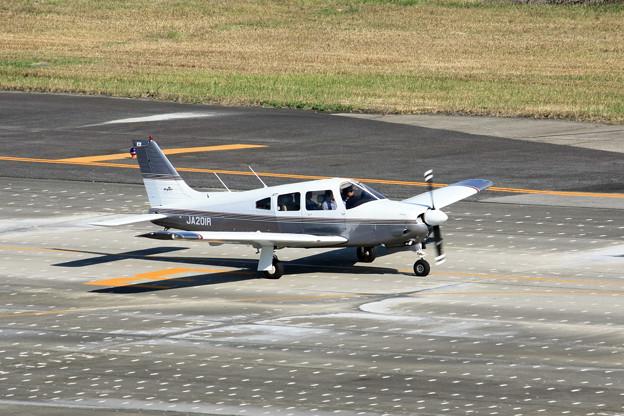 JA201R パイパー PA-28R アロー IMG_8191_2