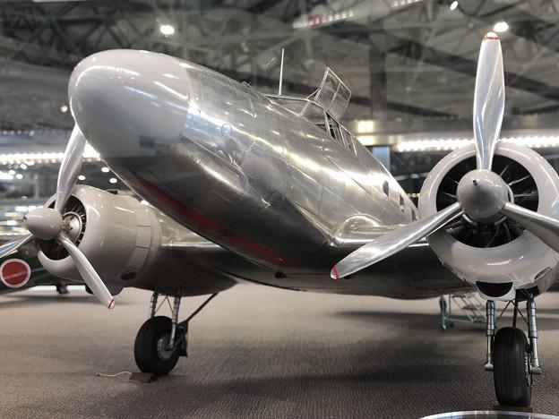 100式輸送機(MC-20)模型  IMG_1391