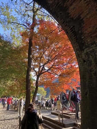 愛岐トンネル群 秋の特別公開 IMG_1502