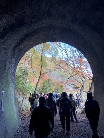 愛岐トンネル群 秋の特別公開 IMG_1469