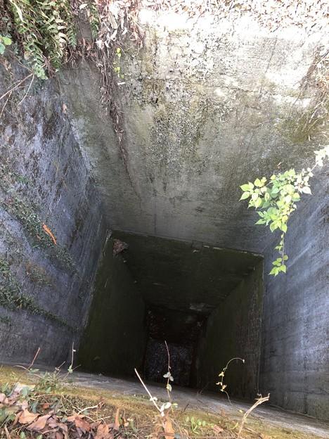愛岐トンネル群 秋の特別公開 鉄道遺構 暗渠 IMG_1494