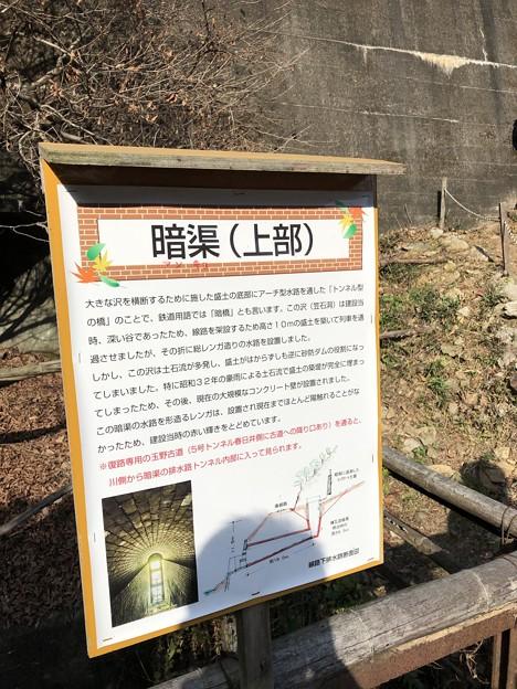 愛岐トンネル群 秋の特別公開 鉄道遺構 IMG_1495