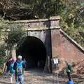 Photos: 愛岐トンネル群 秋の特別公開 鉄道遺構 IMG_1499