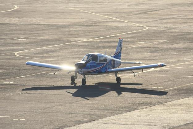 パイパー PA-28 チェロキー JA3649 IMG_8499_2