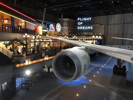 FLIGHT OF DREAMS フライト オブ ドリームズ シアトルテラス IMG_1653